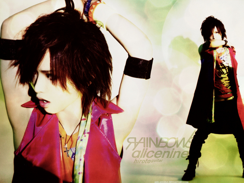 Hiroto Rainbows 2