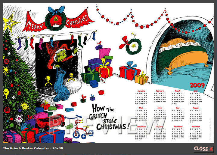 how the grinch stole christmas images how the grinch stole christmas calendar hd wallpaper and background photos - How The Grinch Stole Christmas Book