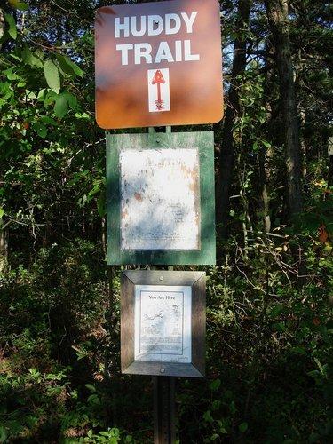 Huddy Trail