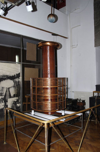 Huge Tesla Coil