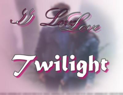 I 爱情 TWILIGHT