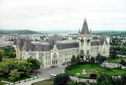 Iasi - palace of culture
