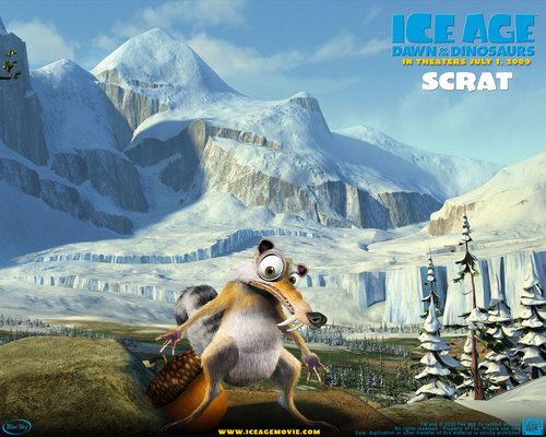 Ice Age 3: Dawn Of The dinossauros