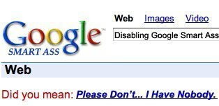 Introducing google Smartass
