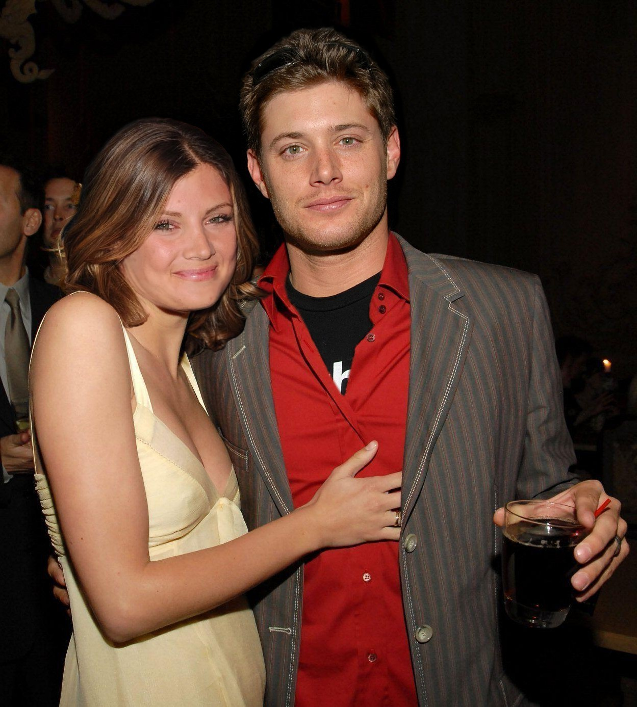 Jensen And Sabine Jensen Ackles Fan Art 3373328 Fanpop