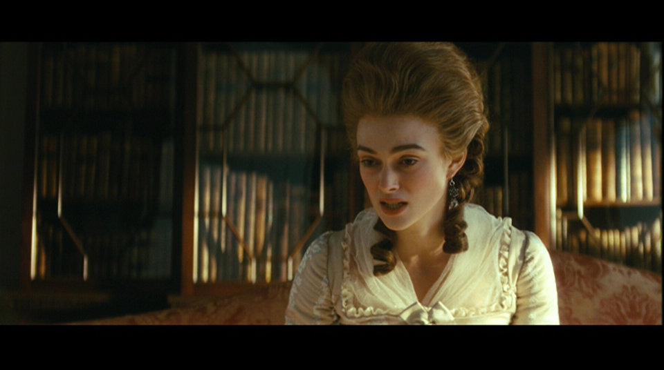 Keira Knightley le sexe duchesse