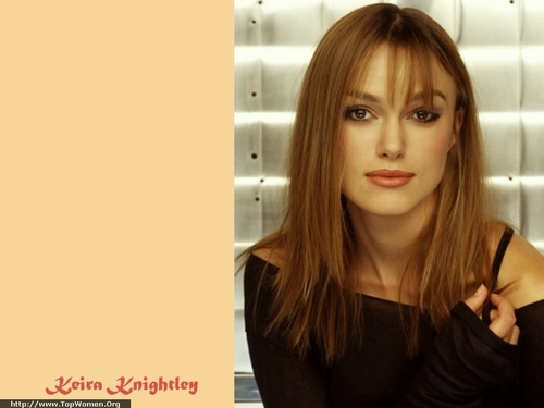 Keira Knightley wallpaper containing a portrait called Keira