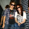 Kristen and Nikki in Affliction Store - twilight-series photo