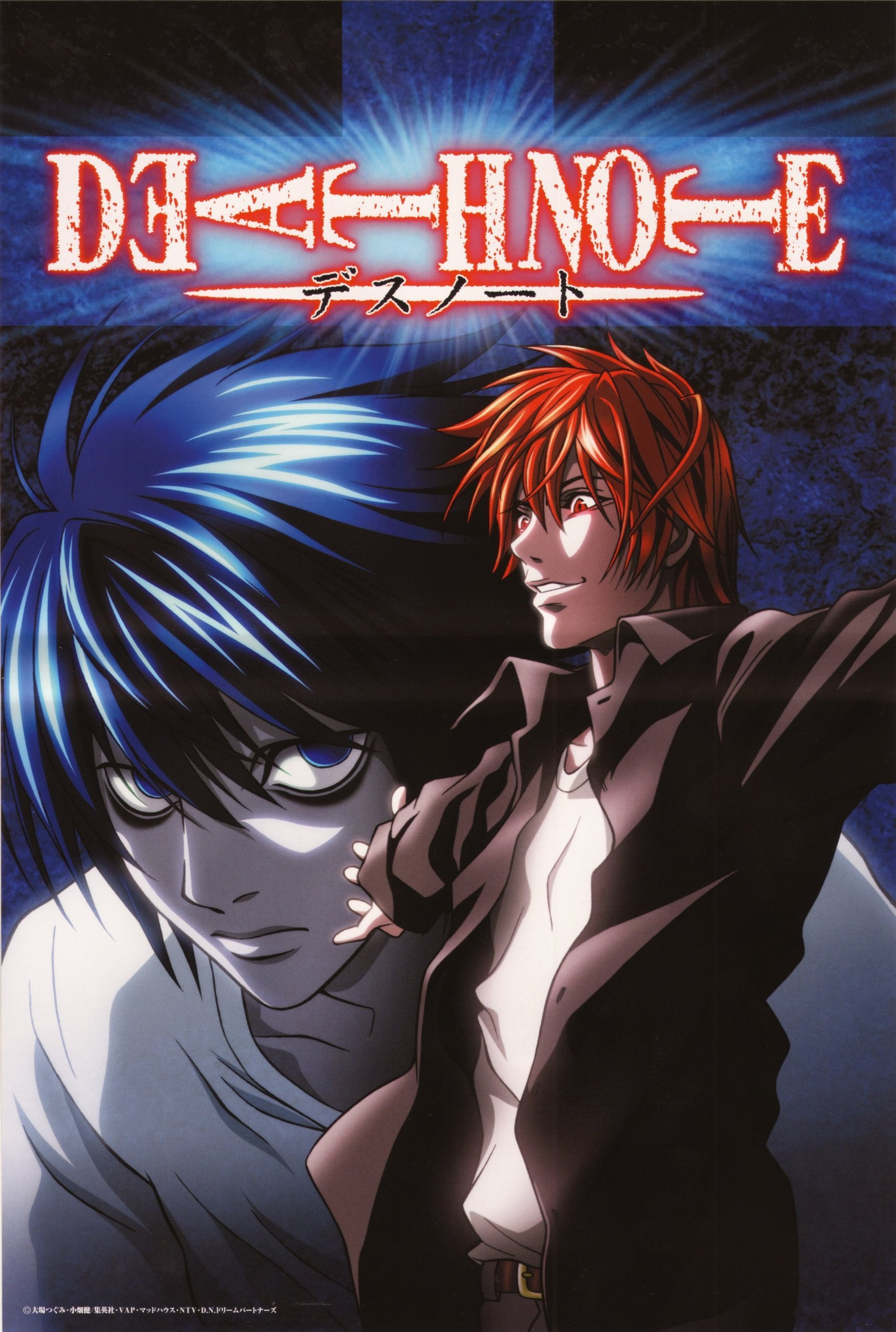 Anime Review: Death Note Full Review