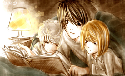 L, Near and Mello
