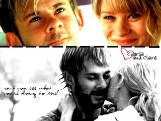 LOST: Charlie and Claire