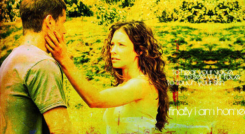 LOST: Jack and Kate