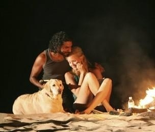 LOST: Shannon and Sayid