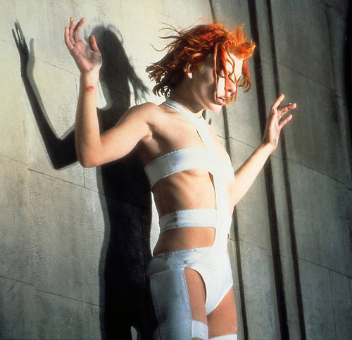Leeloo Fifth Element