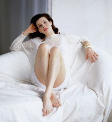 Liv Tyler wallpaper probably containing skin titled Liv