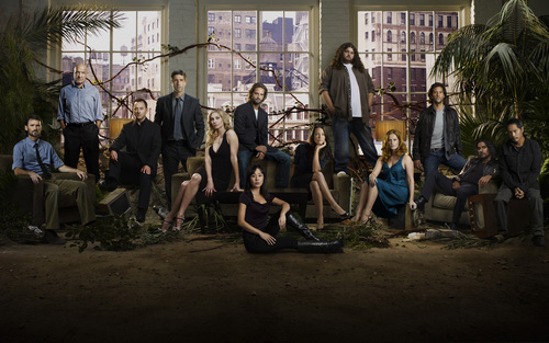 Lost cast season 5