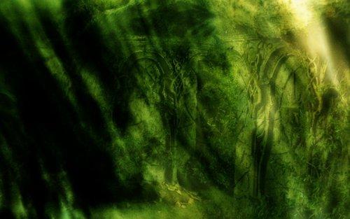 el señor de los anillos fondo de pantalla entitled Lothlorien Laptop fondo de pantalla
