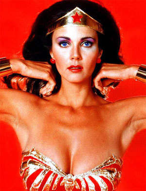 Wonder Woman wallpaper probably with skin called Lynda Carter