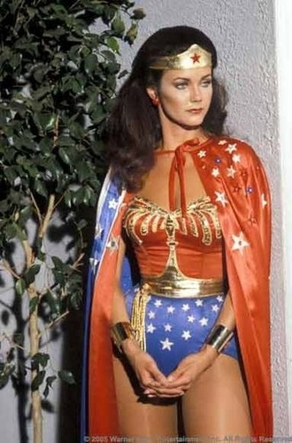 Wonder Woman wallpaper called Lynda Carter