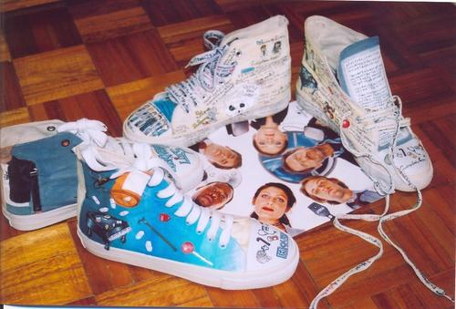 MY HOUSE'S SHOES