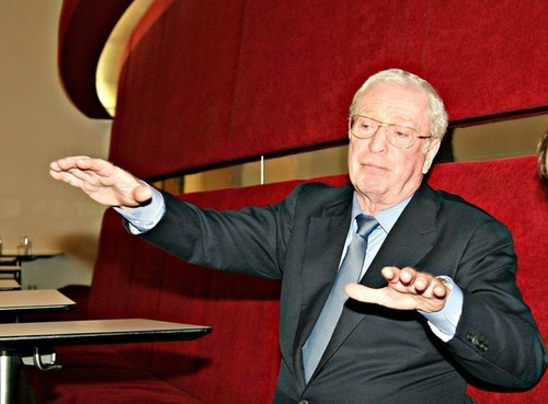 Michael Caine at Visit London Awards 2008