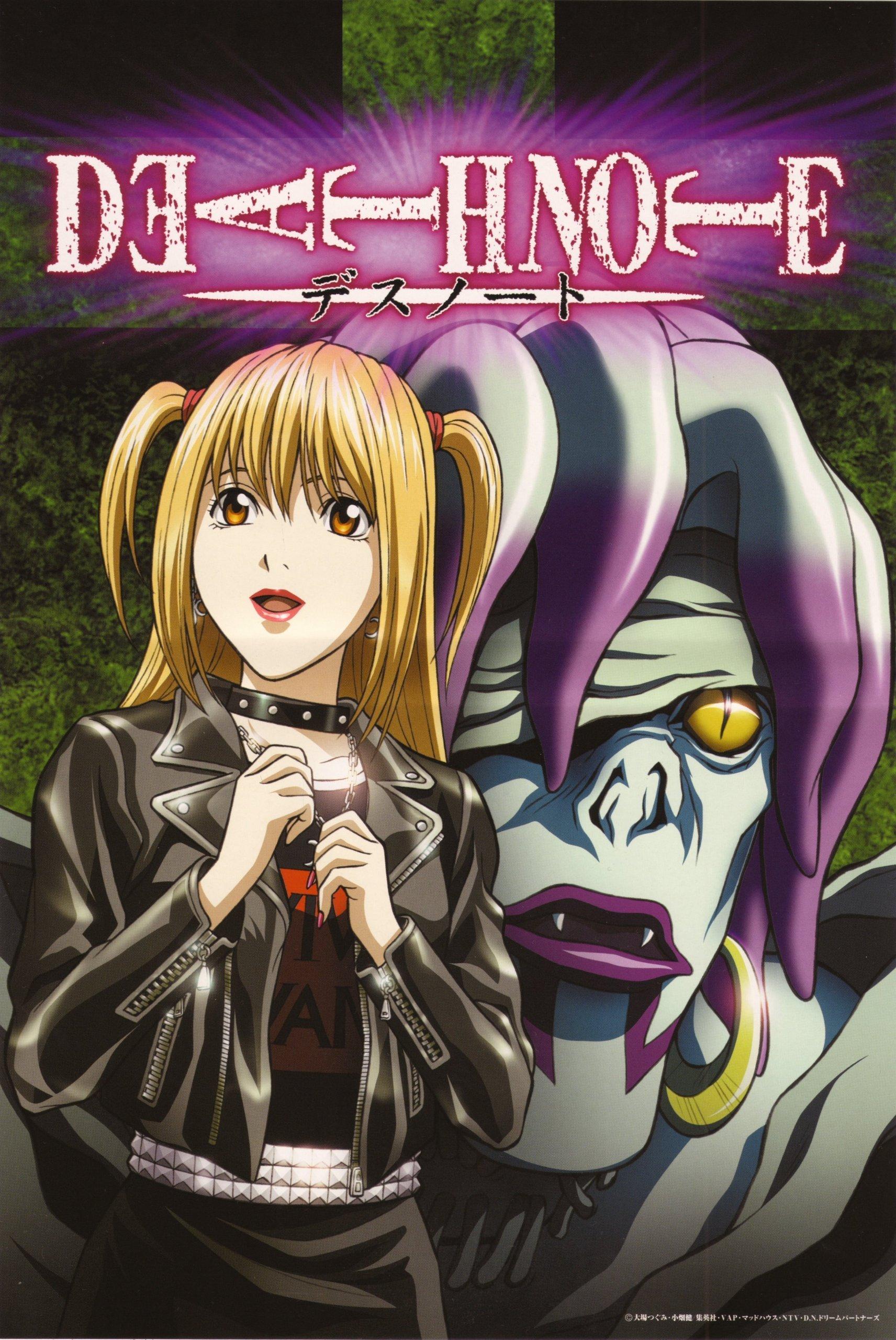 Misa Rem Death Note Anime Foto 3344905 Fanpop