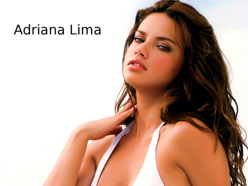Ms. Adriana Lima - victorias-secret Wallpaper