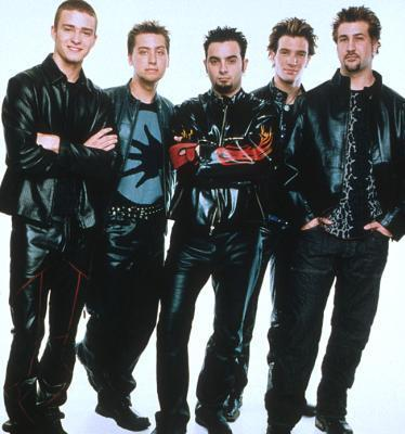 NSYNC achtergrond containing a well dressed person, a business suit, and a hip boot entitled NSYNC