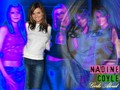 Nadine - girls-aloud wallpaper
