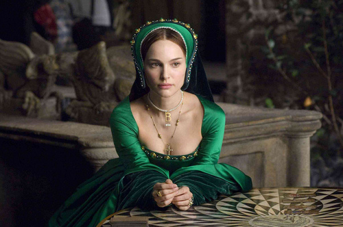 Anne Boleyn 壁纸 entitled Natalie Portman as Anne Boleyn