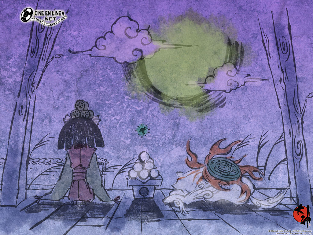 Okami Video Game images Okami's Wallpapers HD wallpaper and background ...