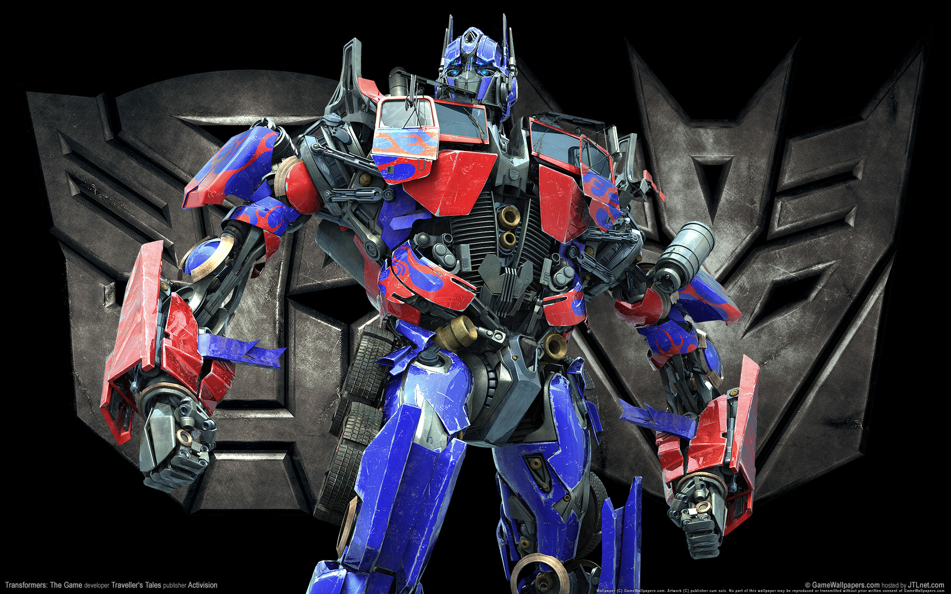 optimus prime wallpaper download - photo #32