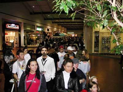 Pasadena Town Square Mall, Pasadena - CA