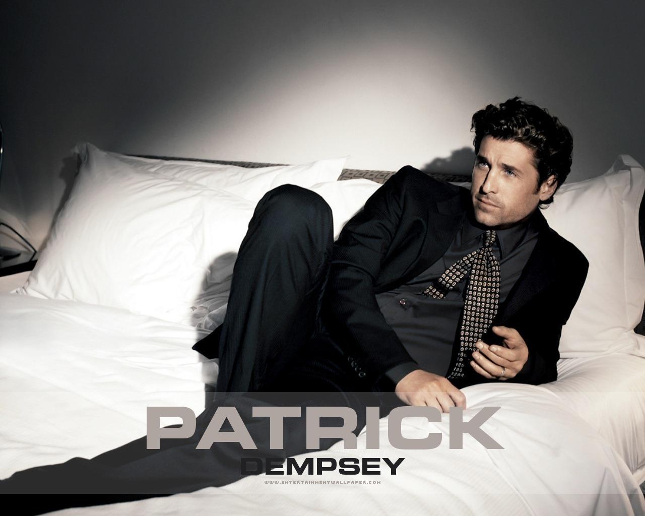 Patrick<3 - Patrick Dempsey 1280x1024