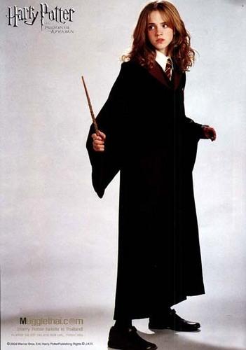 hermione granger fondo de pantalla titled Prisoner of Azkaban