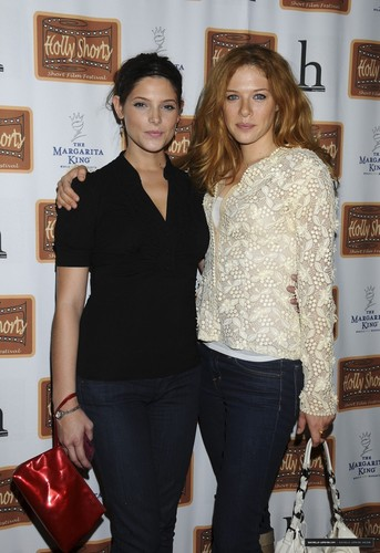 Rachelle & Ashley @ 4th Annual HollyShorts Film Festival