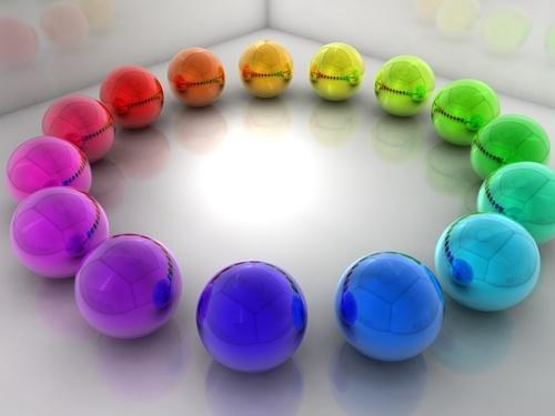 彩虹 Ballz