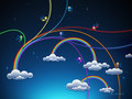 Rainbows - rainbows wallpaper