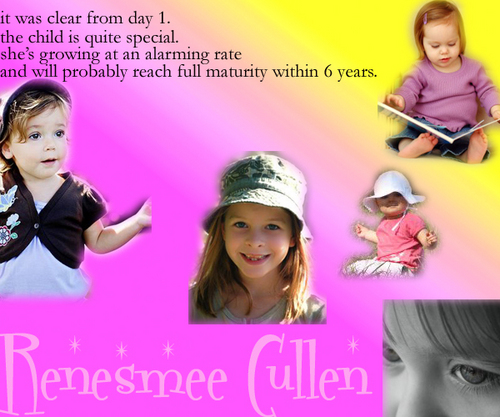 Renesmee Cullen wallpaper