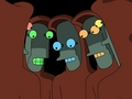 futurama - Robots wallpaper