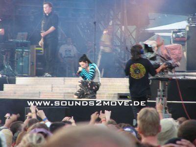 Rock Am Ring Festival - Nurburgring, Germany