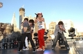 Rooftop NY Performance on Capitol Records - varsity-fanclub photo
