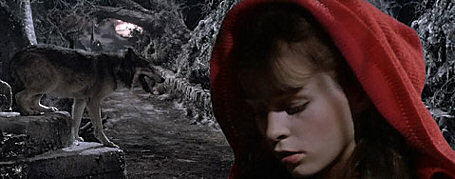 Rosaleen and the Wolfgirl