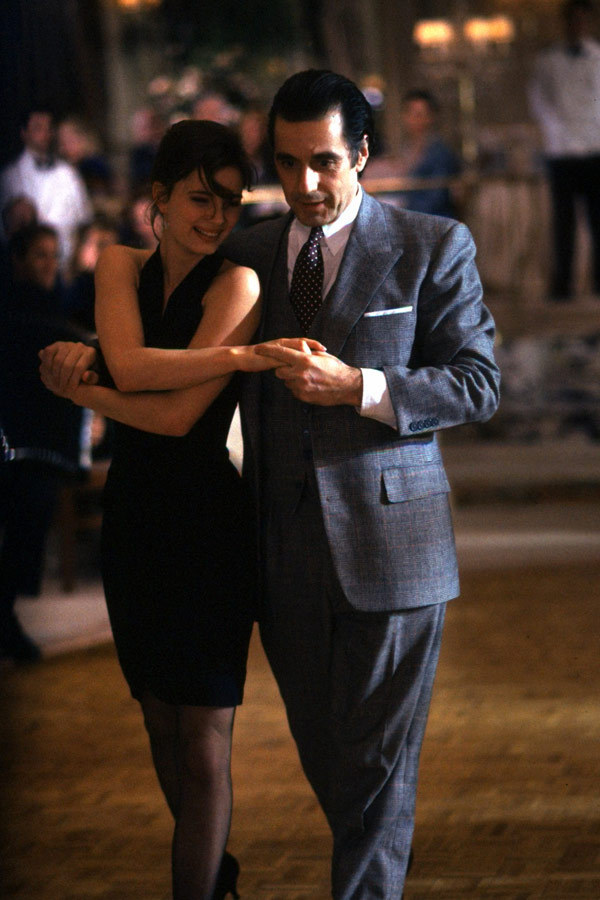 Scent of a Woman (1992) - Tango