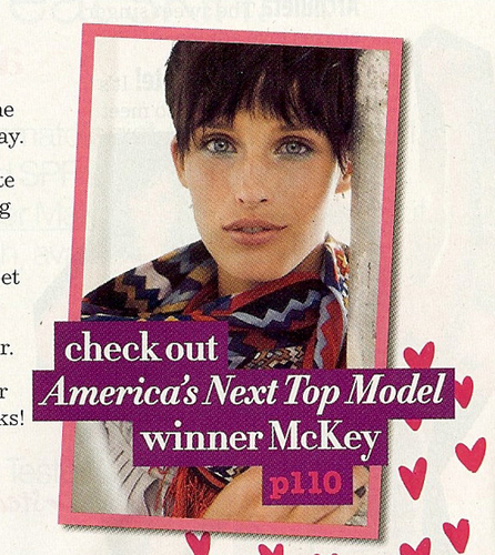 america 39 s next top model images seventeen magazine. Black Bedroom Furniture Sets. Home Design Ideas