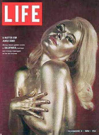 Shirley Eaton / Jill Masterson