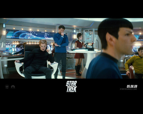 étoile, star Trek