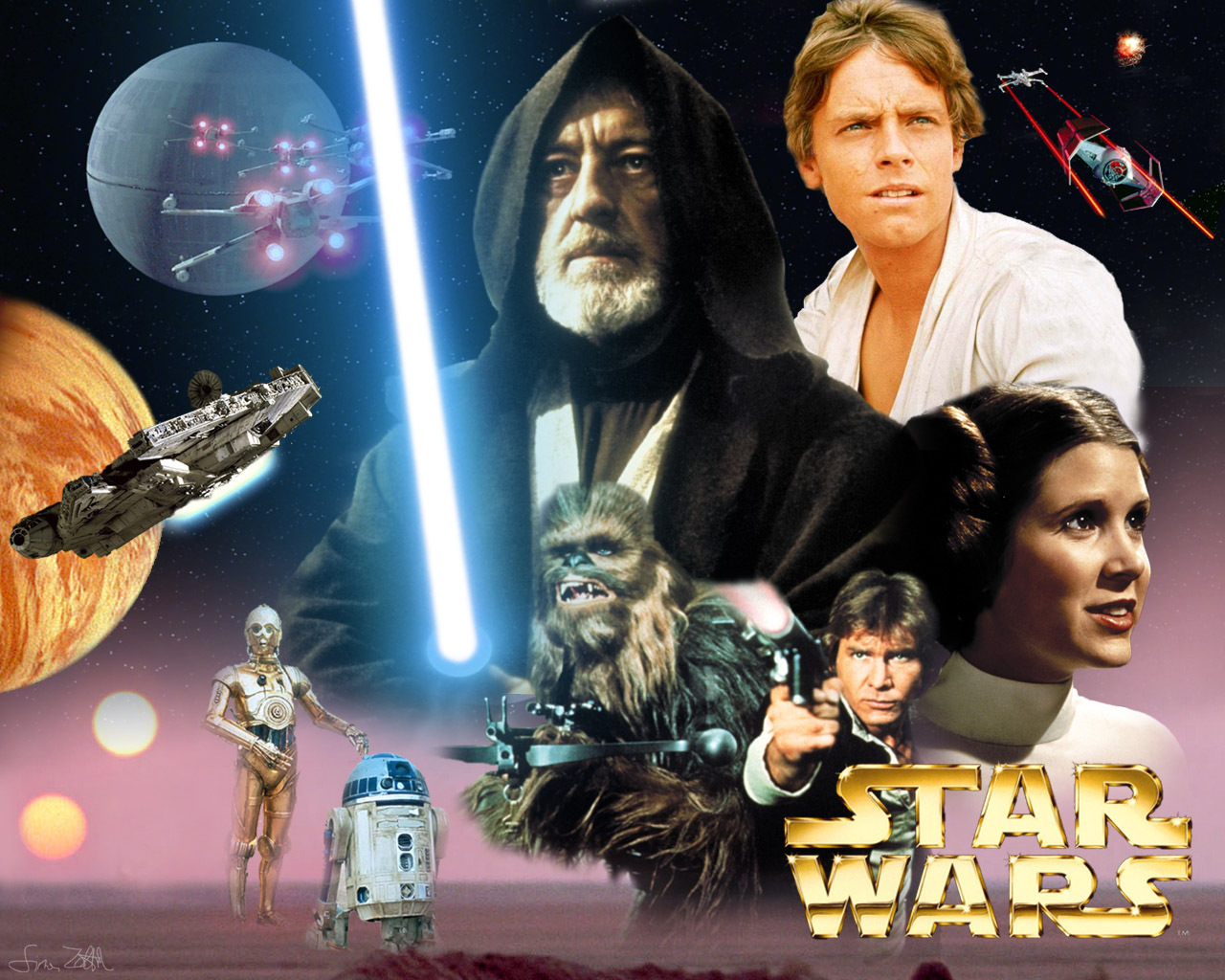 Star Wars Characters images Star Wars HD wallpaper and background ...