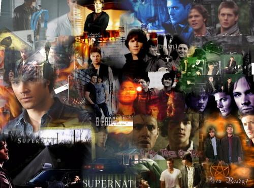 supernatural Blends