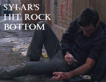 Sylar's Hit Rock Bottom